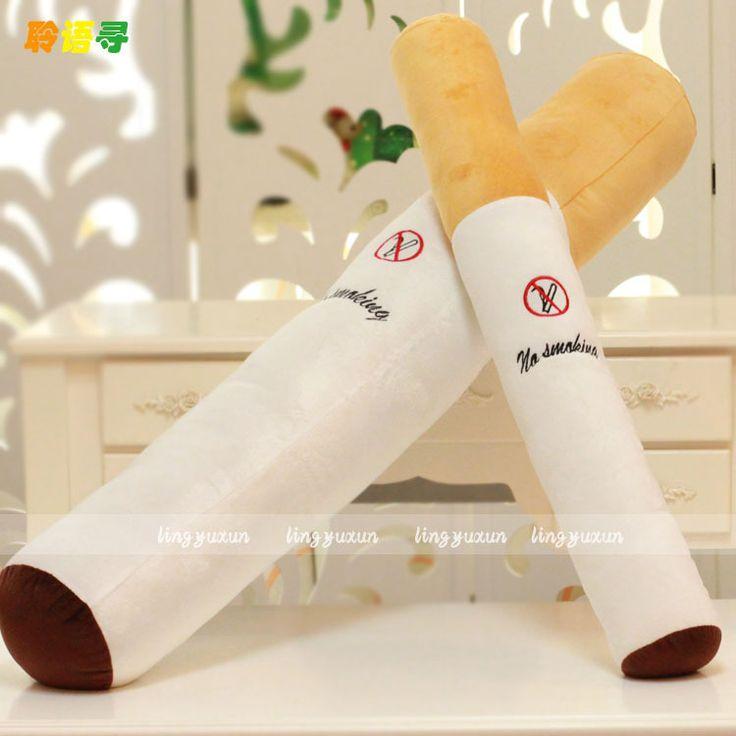 Мягкая игрушка не курить плюшевые игрушки мягкая бросить подушку игрушка, день рождения игрушка b9088