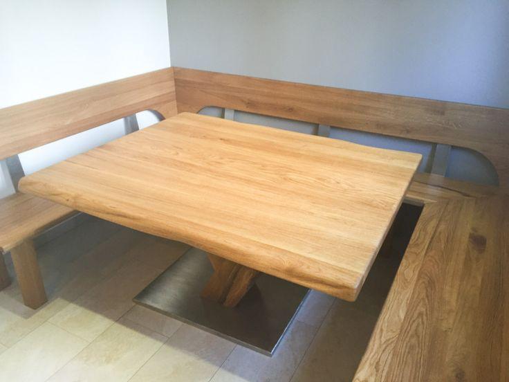 die besten 20 eckbank eiche ideen auf pinterest eckbank massivholz eichenholz kaufen und. Black Bedroom Furniture Sets. Home Design Ideas