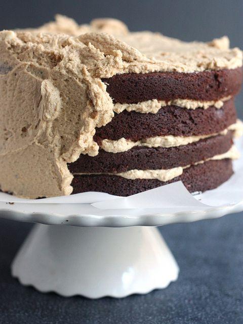 Chocolate Layer Cake Coffee