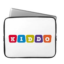 Laptop Sleeve kiddo