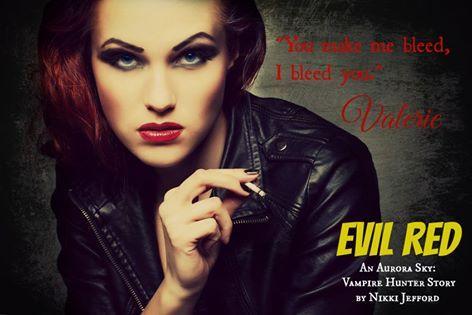 Valerie - From Aurora Sky: Vampire Hunter