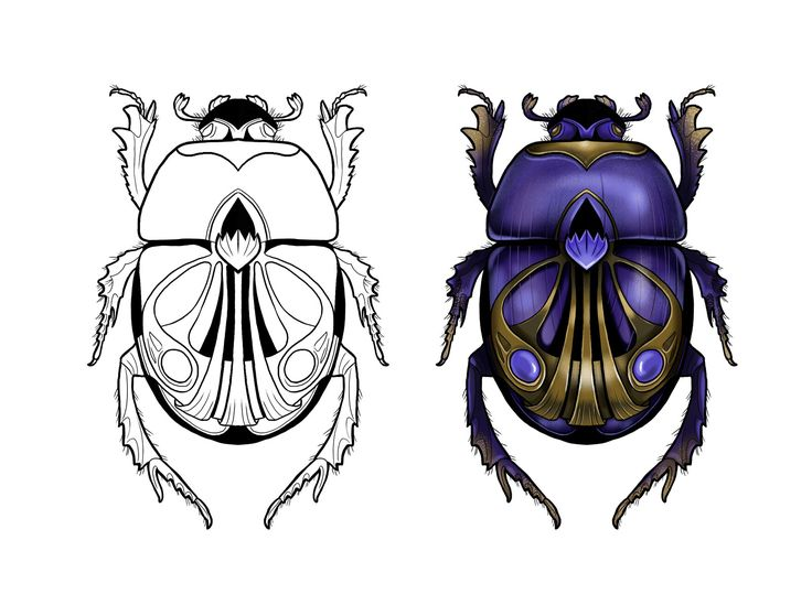 #bug #drawing #art #tattoo #design