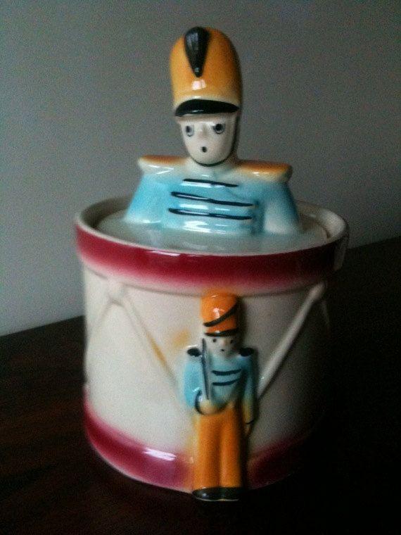 237 Best Antique Cookie Jars Images On Pinterest