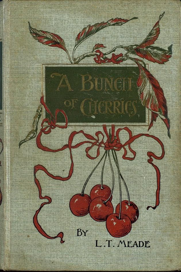 Bunch of cherries  - Front Cover 1