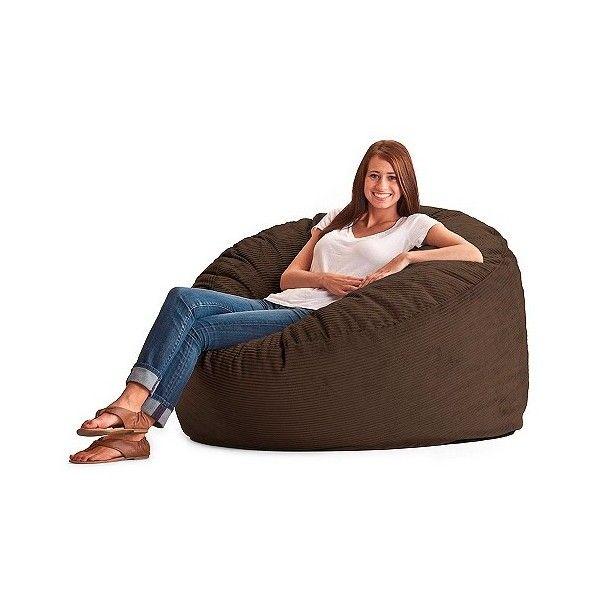 Comfort Research FufSack Wide Wale Corduroy Bean Bag Chair