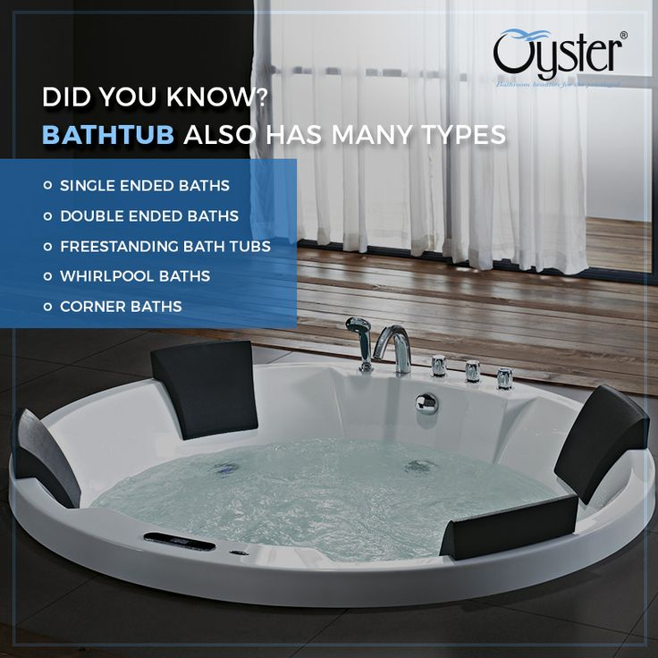 104 best Oyster Bath Concepts images on Pinterest   Being happy ...