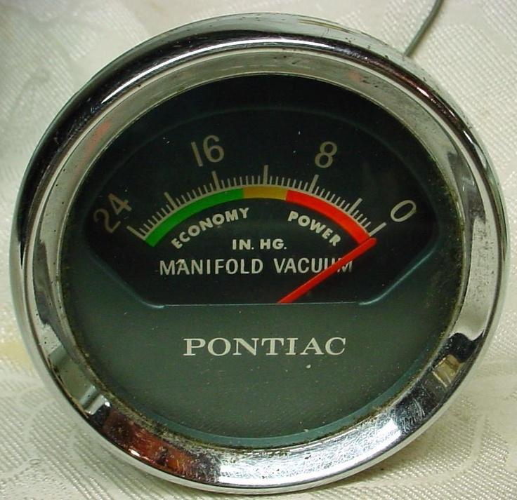 I always like these vacuum gauges... Books Worth Reading