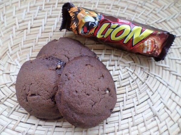 Cookies aux Lion® - Recettes pour se régaler