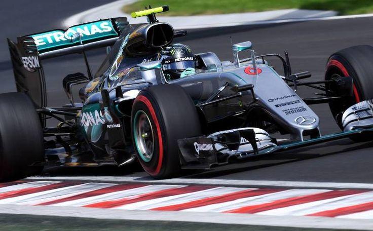 F1 | GP Ungheria, libere 2: saetta Rosberg, Hamilton picchia duro