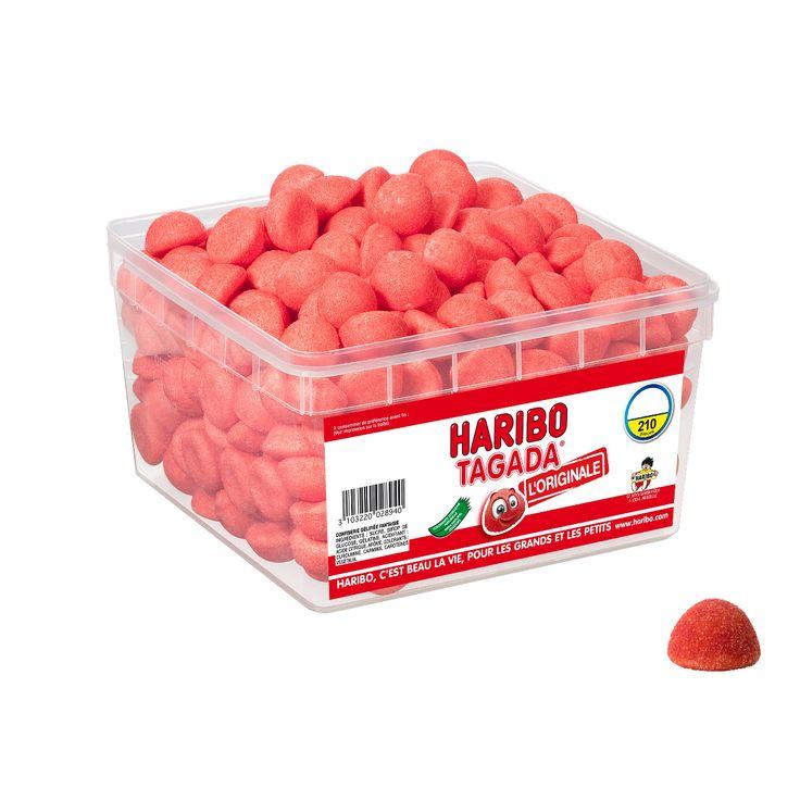 HARIBO Tagada 210 bonbons