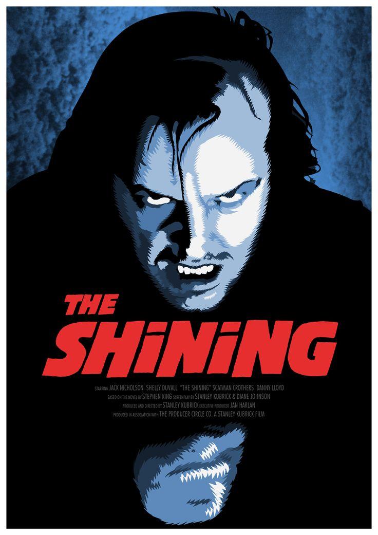 The Shining, 1980 yapımı Stanley Kubrick'in Stephen King'in aynı adlı romanından uyarladığı filmdir. Filmin başrolünde yazar Jack Torrance'ı canlandıran Jack Nicholson vardır. Torrance'ın karısı rolünü ise Shelley Duval canlandırmıştır.