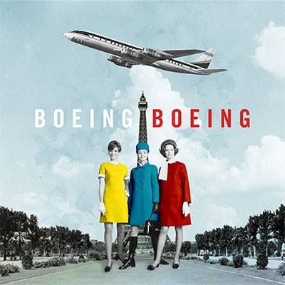 Boeing Boeing at Hart House Theatre Toronto