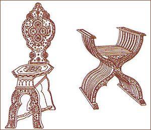 дизайн исторической мебели - Поиск в Google