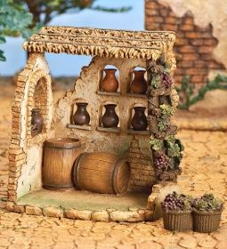 5 Inch Scale Wine Shop from FontaniniStore.com!