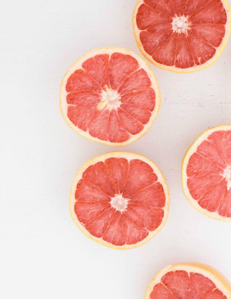 grapefruit rosemary sparkler |wit & delight