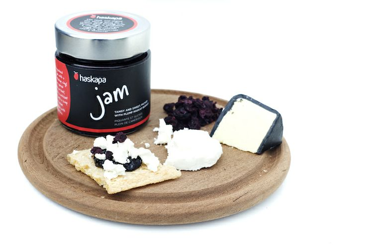 Haskapa Jam - our firm favourite