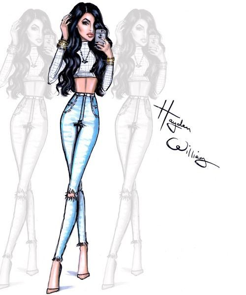 The Selfie Series by Hayden Williams: Kylie Jenner http://gerald-pilcher.com