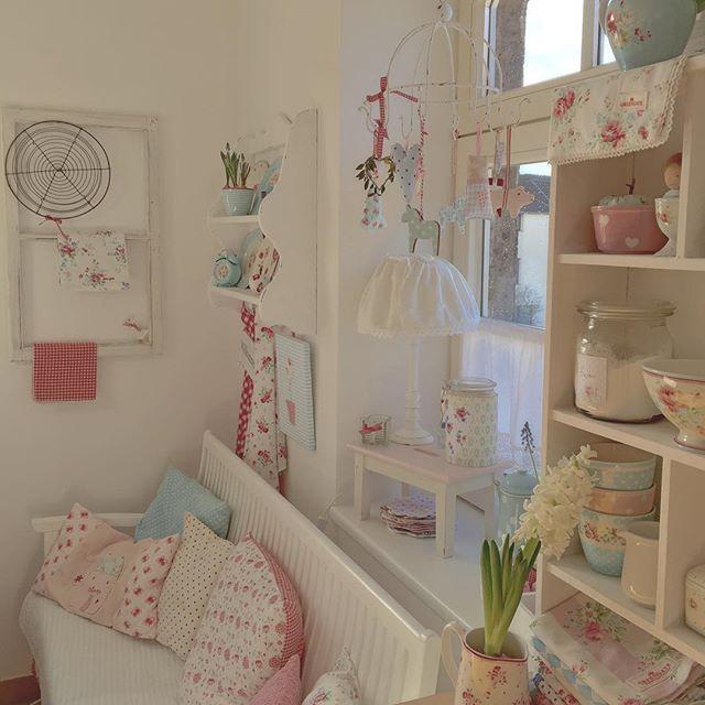 224 besten Landhausstil * romantisch * Shabby Chic * Vintage - wohnzimmer deko shabby