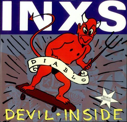 devil inside inxs halloween songslife - 100 Halloween Songs