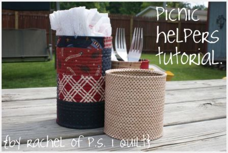 Picnic Helpers #craft