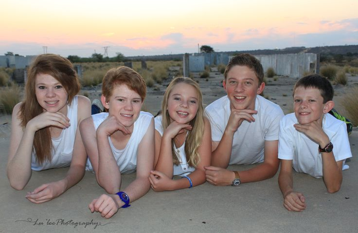 Cousins - Pretorius Family