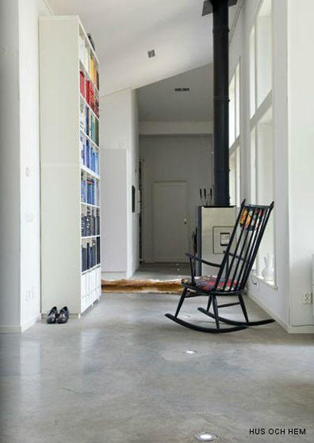 Swedish design. Photography by Magdelena Bjornsdotter via Desire to Inspire