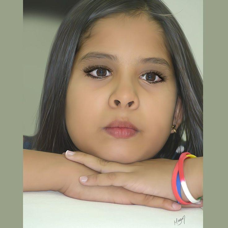 Valentina Martinez Valencia  Por: MAGAR Dibujo digital de Julio César Martinez #magardesign #juliocesarmartinez #dibujo #rostrodigital #fotografiadigital #artedigital #pinturadigital #retratodigital #retratosartisticos #diseñodigital