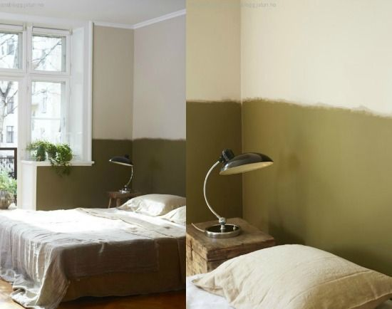 Creatieve ideeën om een muur te schilderen. Er zijn veel verschillende manieren om een muur te verven. Verf bijvoorbeeld dingen die aan de muur hangen mee.