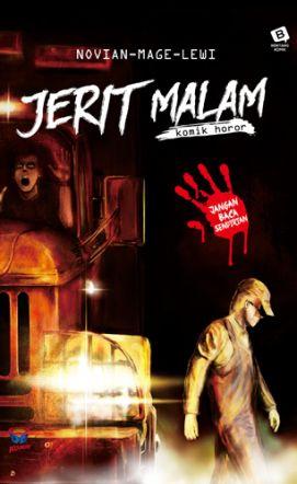 Jerit Malam: Komik Horor