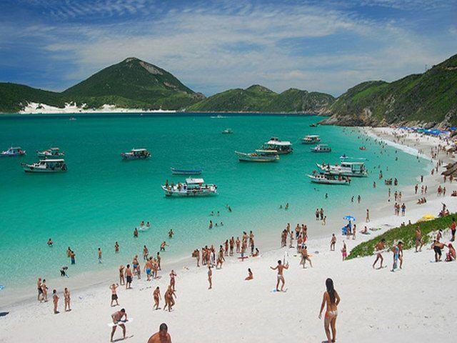 Praia Arraial d'Ajuda adoro este lugar