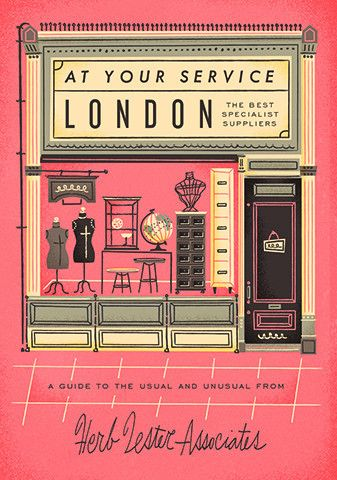 At Your Service: London's best specialist suppliers Herb Lester