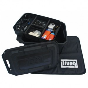 Trunq sports utility box protects wetsuits and organizes surf gear like no other. Durable design made to outlast any competition. The perfect gift for any surfer on your list.