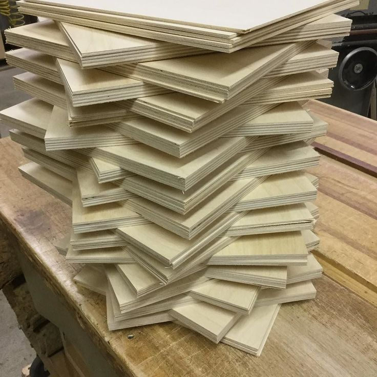 Lots of 1/8 Baltic birch going out. Our laser and CNC customers must be busy. #woodworking #woodworkerscandystore #cnc #lasercut #laser by kencraft_hardwoods