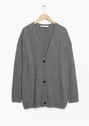 & Other Stories | Cashmere Cardigan