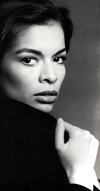 Bianca Jagger...cool & passionate