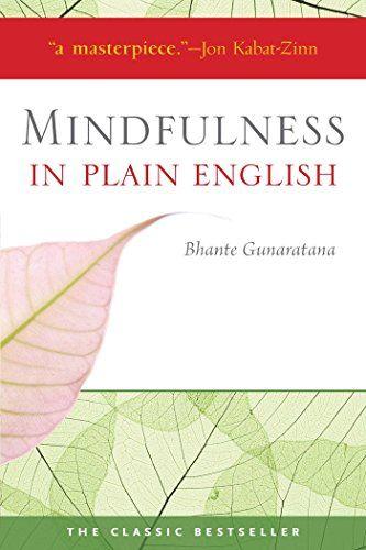 Mindfulness in Plain English: 20th Anniversary Edition by Henepola Gunaratana http://www.amazon.com/dp/B003XF1LKW/ref=cm_sw_r_pi_dp_HmZvwb100S6K6