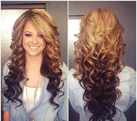 853 best hot hairstyles images on pinterest beyonce curly hair blonde copper brown weaves hair extensions 24 inches wavy blonde to black human pmusecretfo Images