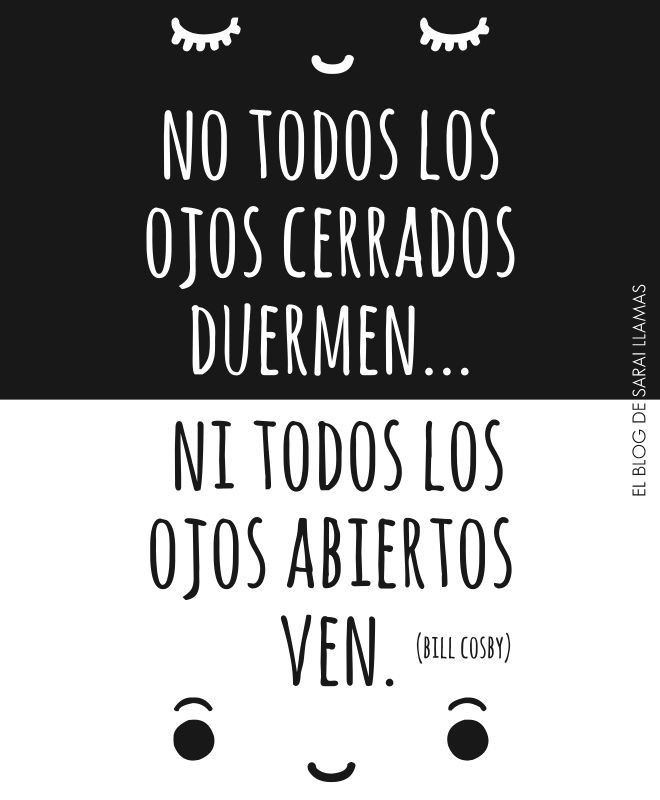 ojos... by Sarai Llamas #frases