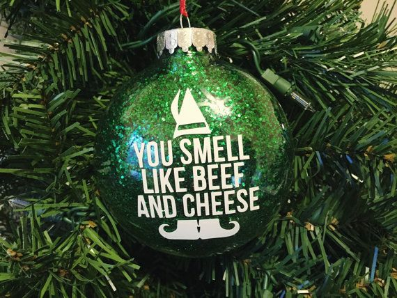You Smell Like Beef & Cheese  Elf Movie by HandmadeEscapade