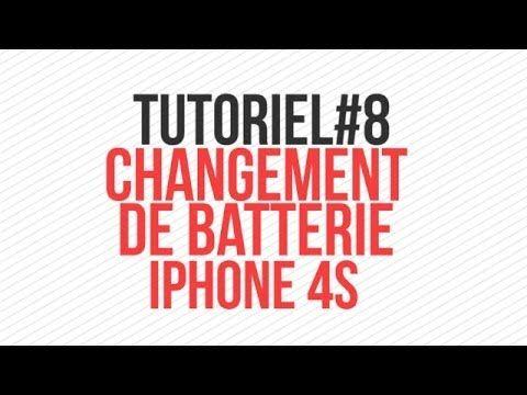 Remplacement de la batterie iPhone 4S - Le blog de Pièces2Mobile