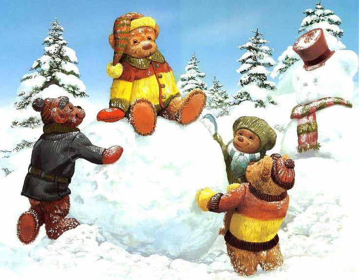 Winter Playground ~ John Bindon