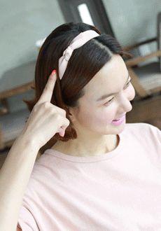Simple Ribbon Hairband  SFSELFAA0014048