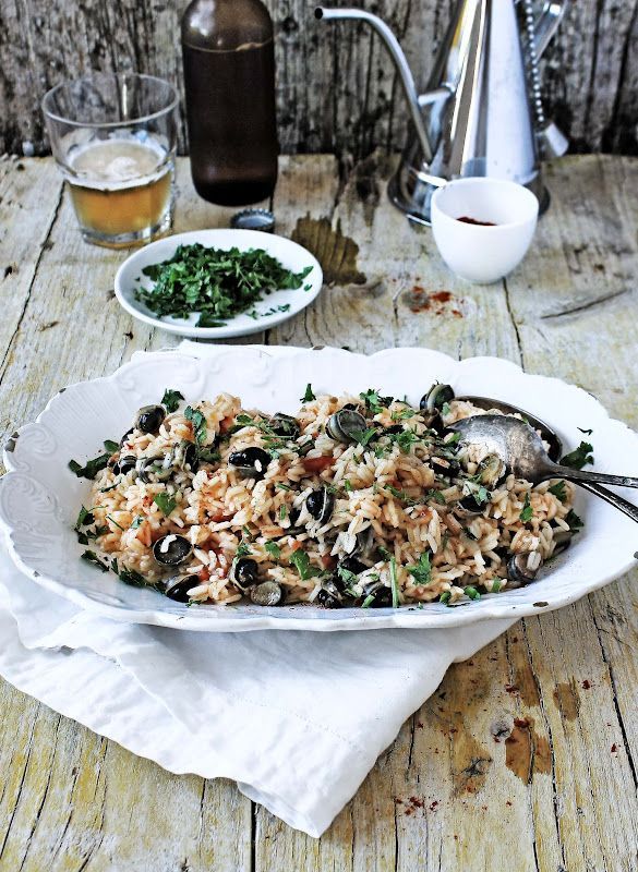 Pratos e Travessas: Arroz de lapas # Limpets rice | Food, photography and stories