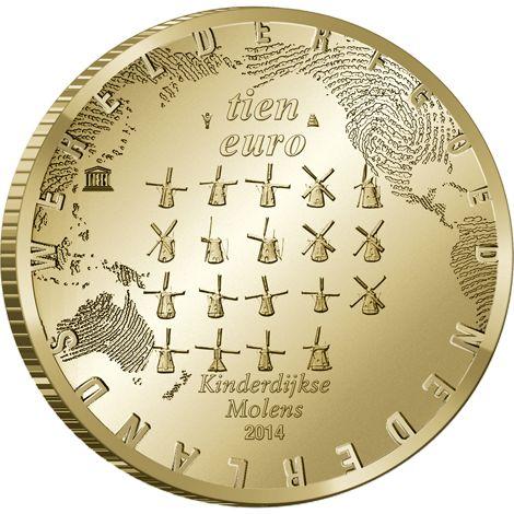 Ένα ακόμα νόμισμα από την συλλογή με τα μνημεία παγκόσμιας κληρονομιάς της UNESCO! Το συγκεκριμένο νόμισμα είναι χρυσό 22Κ , εκδόθηκε από το Βασιλικό Νομισματοκοπείο της Ολλανδίας και είναι αφιερωμένο στο σπάνιας ομορφιάς τοπίο με τους 19 ανεμόμυλους στην περιοχή του Kinderdijk-Elshout της Ολλανδίας.   #coinsclubgr #Netherlands #windmill #Kinderdijk #Elshout  Δείτε το στο: http://www.coinsclub.gr/unesco-netherlands-10-dutch-windmil…