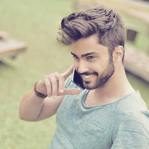 17.Popular Male Short Hairstyles