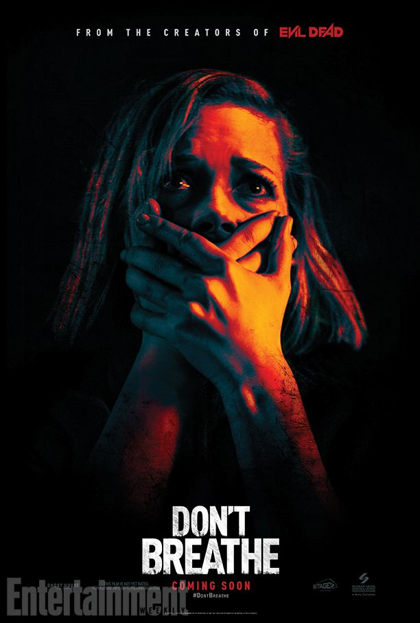 Don't Breathe Movie CLIP – The Blind Man Confronts Movie