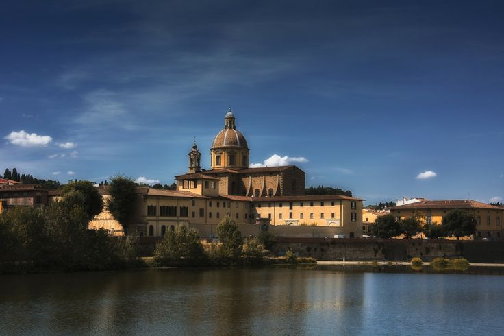 Firenze - Chiesa di San Frediano by Martin484  on 500px