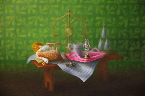 Emily Hartley-Skudder: Tableware : {Suite}