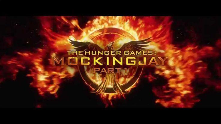 """The Hunger Games: Mockingjay Trailer – """"The Mockingjay Lives"""" (UK)"""