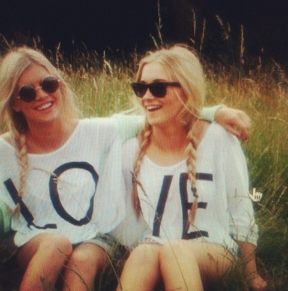 Best friend shirts . LO-VE  ABI!! We have to do this :D